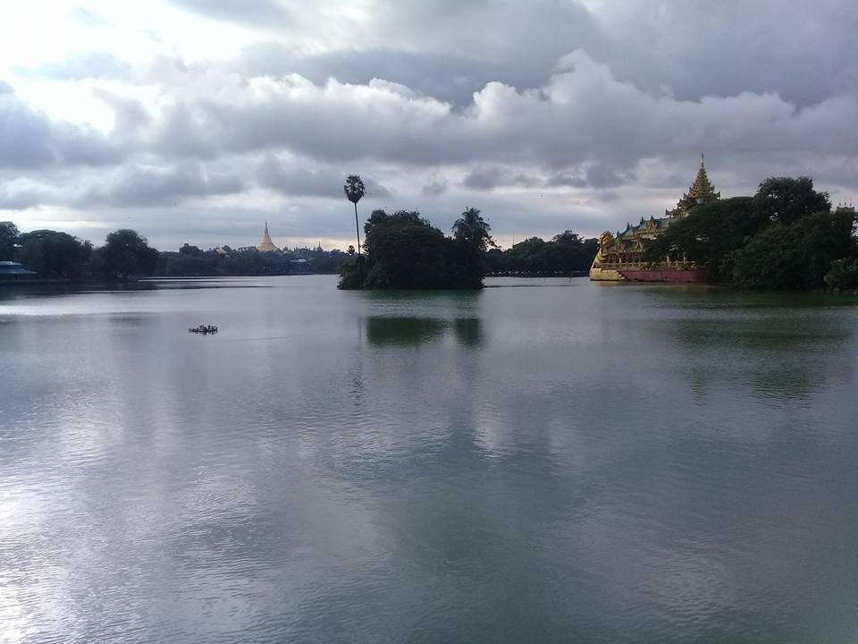 Birma, Yangon