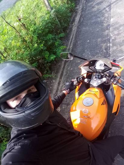 Motorem z Bangkoku do Laosu