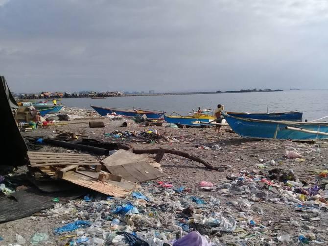 Plaża w Manili