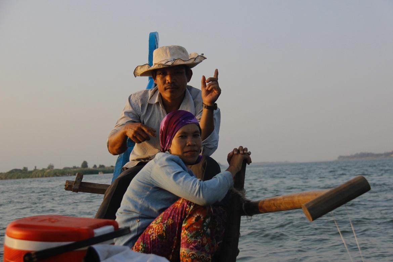 Kambodża, ludzie